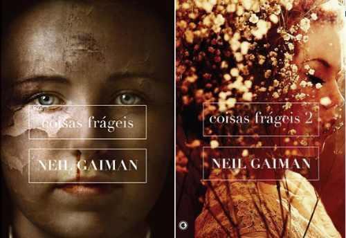 Promoção Neil Gaiman - Coisas Frágeis
