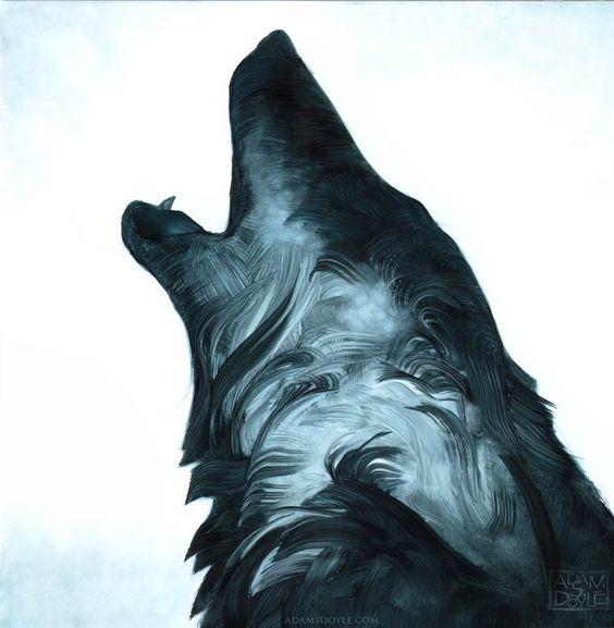 Lobo triste