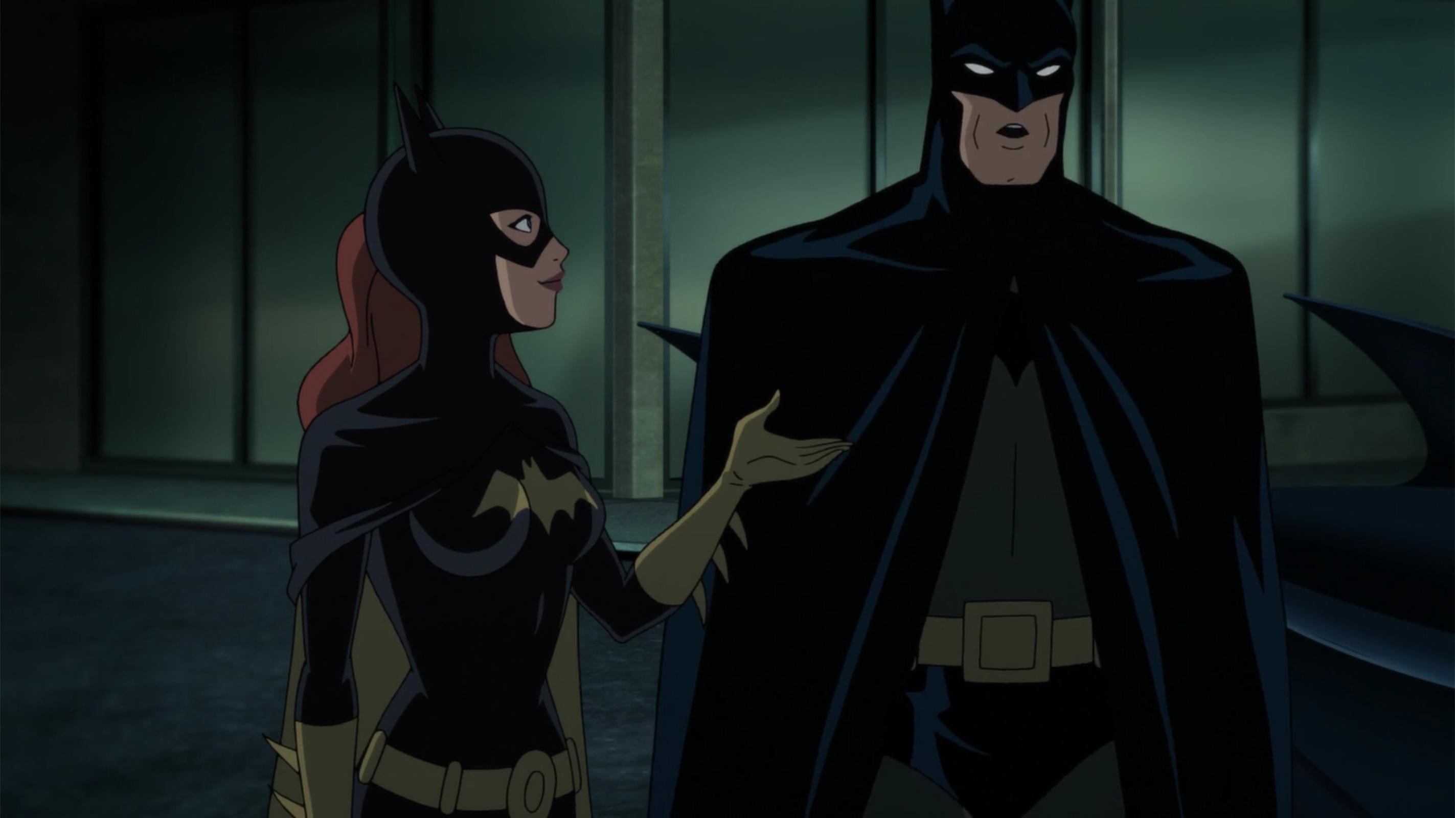 Piada Mortal Batman