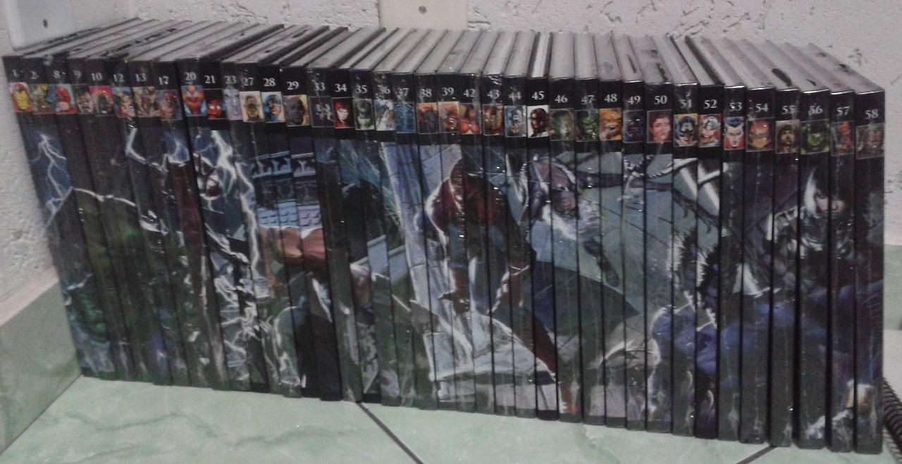 Coleção Marvel Salvat