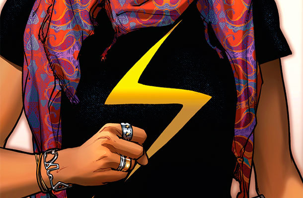 ms marvel nada normal kamala