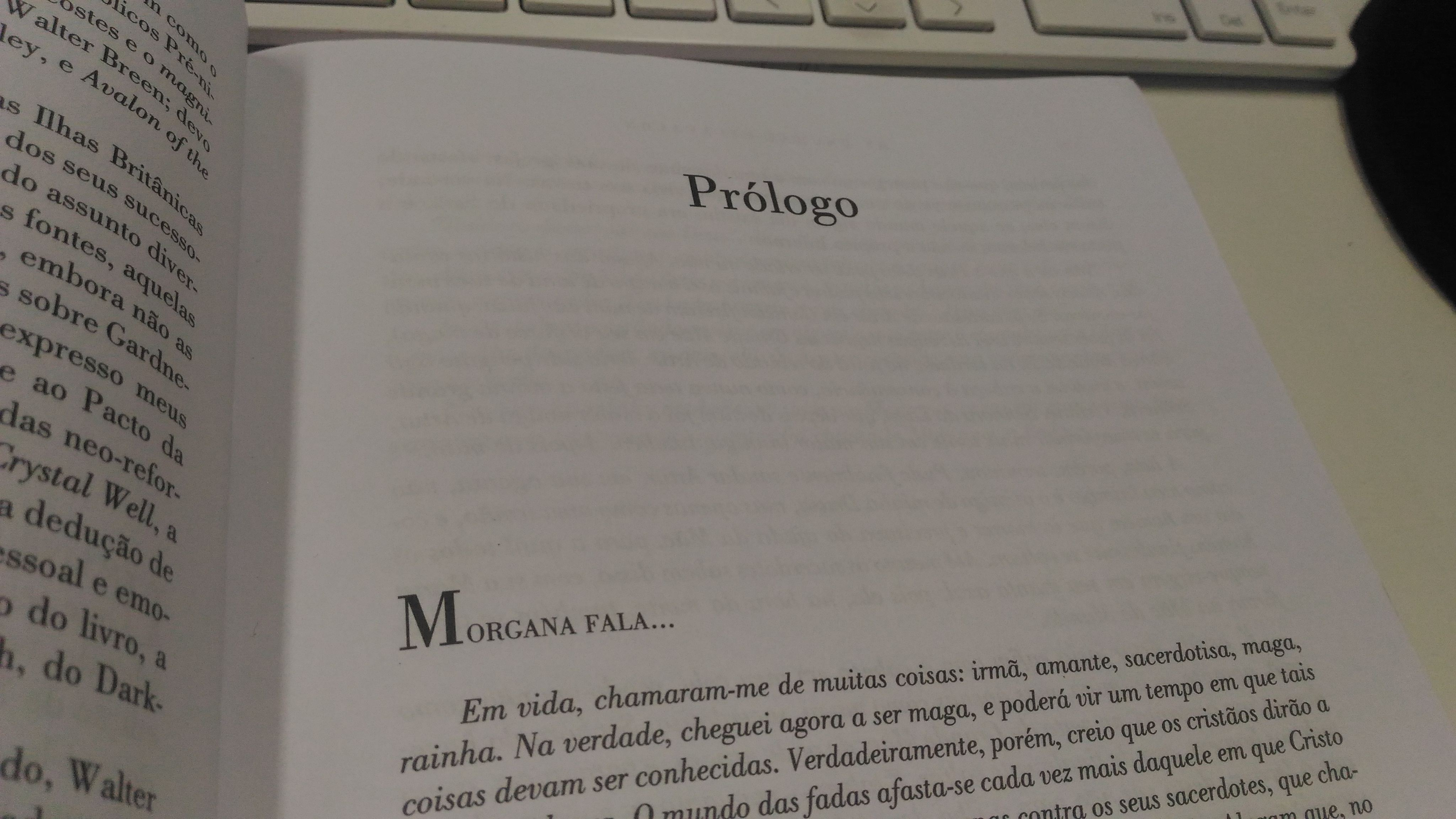 PrólogoAsBrumasDeAvalon