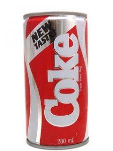 New Coke, por Thiago