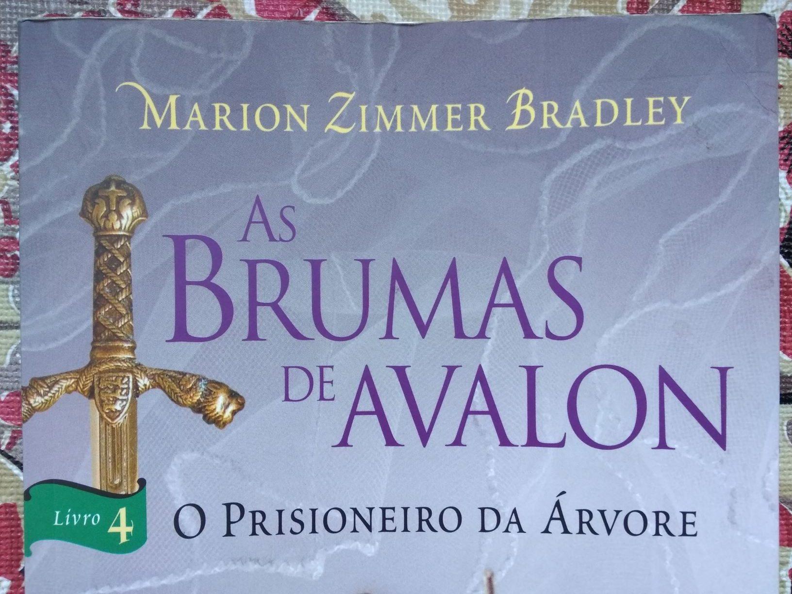 O Prisioneiro da Árvore – As Brumas de Avalon