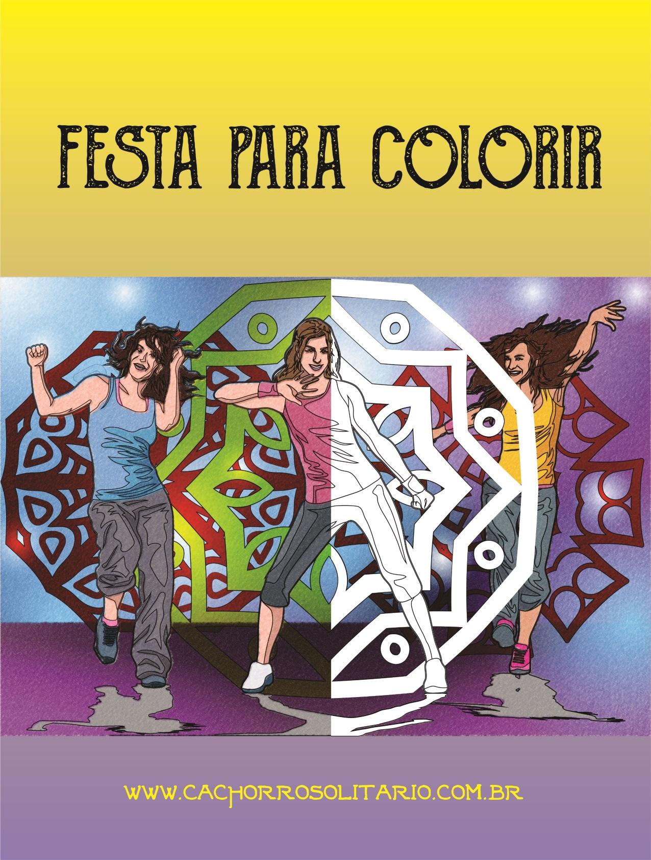 Livro de colorir para jovens e adultos – Grátis