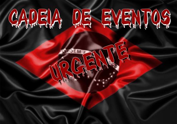 Cadeia de Eventos Urgente Sangue