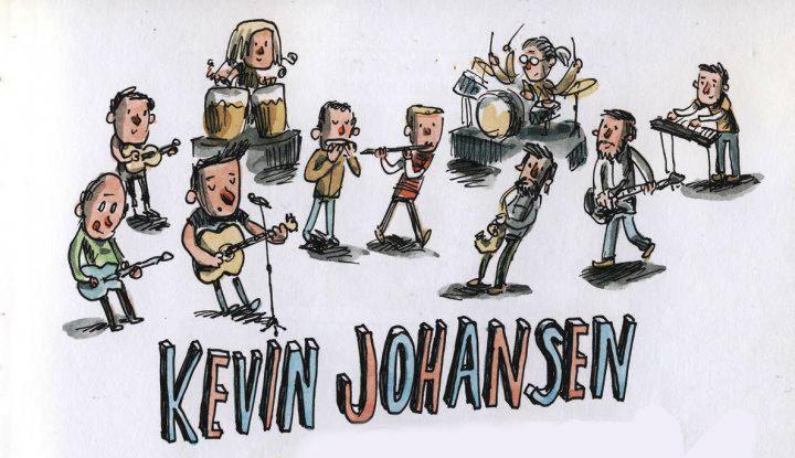 Kevin Johansen – La chanson de prévert