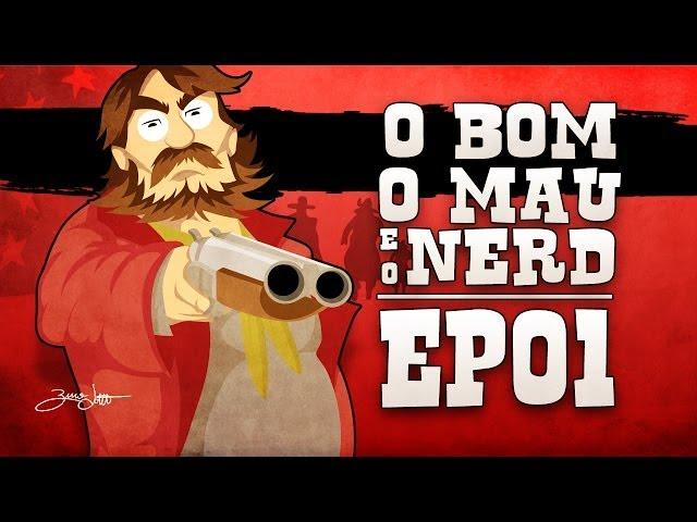 Faroeste em quadrinhos em vídeo – Férias do NerdOffice