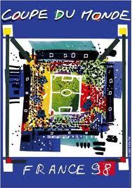 Pôster Copa 1998