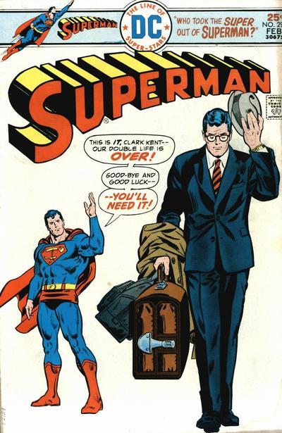 Clark kent x superman