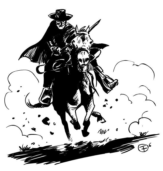 Silver, cavaleiro solitário, cavalo do zorro